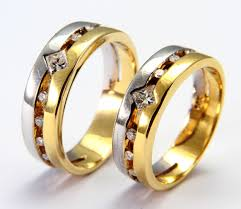 indian wedding rings wedding rings engagement gold rings for couples with names