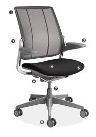 diffrient smart office chair modern office chairs u0026 task chairs