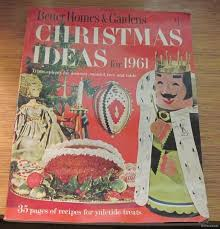 Better Homes And Gardens Christmas Crafts - 1192 best vintage living images on pinterest anchor hocking