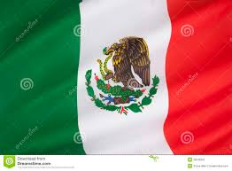 Mexico Flags Flag Of Mexico Stock Image Image Of Flag Insignia Tourism