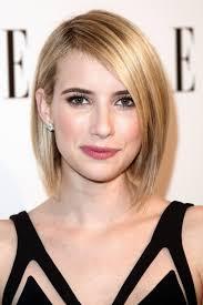 emma roberts gets a short bob haircut stylecaster