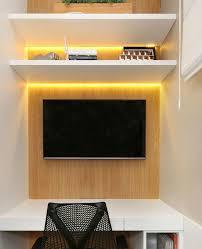 Top Decoração com LED: 100 ambientes inspiradores decorados com LEDs #LN92
