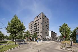 bureaux et commerces biecher architectes 53 logements commerces et bureaux strasbourg