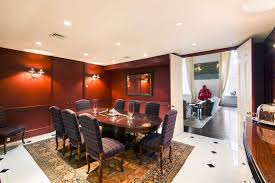 High End Duplex With Library And Home Theater For Sale In The