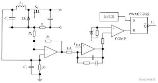metal halide l circuit diagram circuits metal halide electronic ballast constant power control