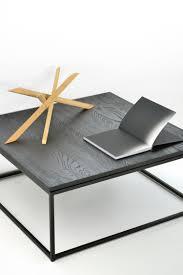 Thin Coffee Table Oak Thin Coffee Table Black Ethnicraft