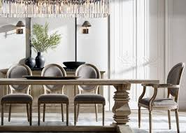 Chairs For Dining Room Table Best 25 Restoration Hardware Dining Table Ideas On Pinterest