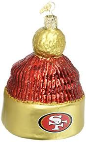 san francisco 49ers ornament 49ers ornament