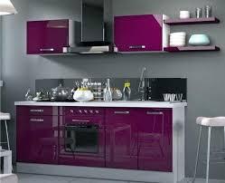 cuisine meuble pas cher castorama meubles cuisine cuisine grise et aubergine perfekt meuble