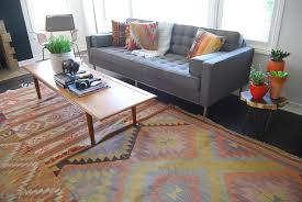 Aztec Design Rugs Design Trend Layered Rugs Hotpads Blog