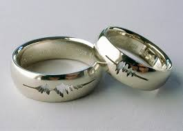 non traditional wedding rings inspirations about non traditional wedding rings
