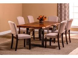 hillsdale furniture dining room emerson rectangle dining table