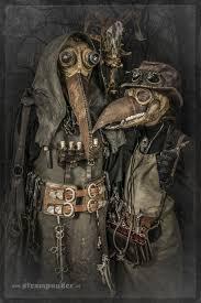 real plague doctor mask steunk plague doctor costume