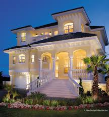 Sater Design Collection by Mediterranean Style House Plan 3 Beds 3 50 Baths 2374 Sq Ft Plan