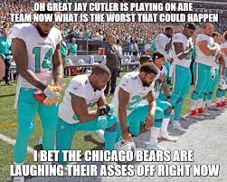 Miami Dolphins Memes - miami dolphins kneeling imgflip