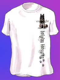 belgian sheepdog t shirts belgian tervuren