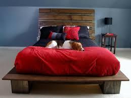 diy platform bed with headboard bed best home design ideas
