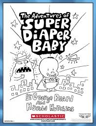 captain underpants coloring pages with regard to really encourage
