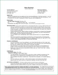 Resume Sample College Student No Experience by Sample Esl Resume No Experience 100 How To Fill A Resume Without