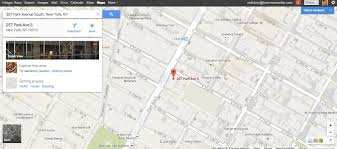 New York Google Map by Google Maps Pegman Business Insider