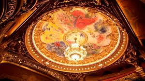 paris opera house chandelier bbc culture seven theatres that take your breath away