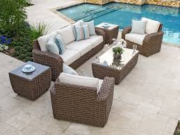 Resin Wicker Outdoor Patio Furniture by Amazing Outdoor Furniture Seating Deep Seating Outdoor Patio