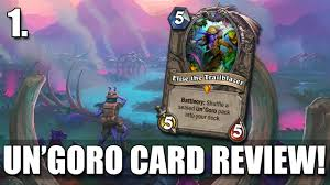journey to un goro card review of the reveal 11 new