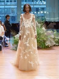 colorful wedding dresses colorful wedding dresses from bridal fashion week