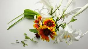 How To Arrange Flowers In A Tall Vase How To Arrange Flowers 14 Steps With Pictures Wikihow