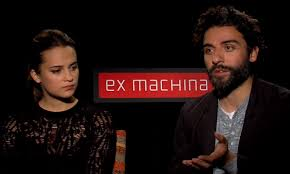 Ex Machina by Ex Machina Logo Posters And Marketing Fonts In Use