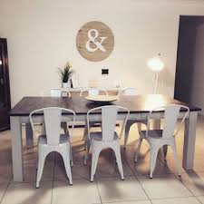 farmhouse table with metal chairs white metal furniture white metal bookcase awesome best ideas on