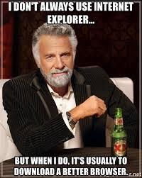 I Dont Always Meme Maker - the most interesting man in the world meme generator