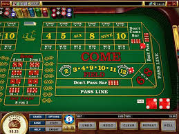 Craps Table Odds Online Craps Play At Rtg Casinos