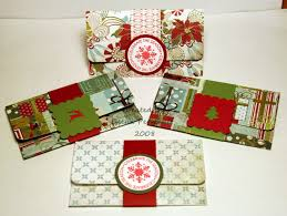 christmas gift card holders a creative need