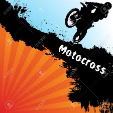 motocross freestyle vector motocross background clip art royalty free cliparts