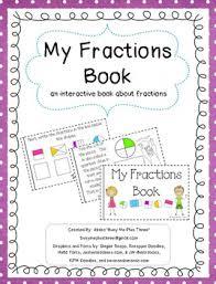 my fractions book quarters thirds halves whole k 1st u0026 2nd grade