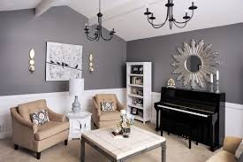 formal living and dining room ideas black leather arms chair and