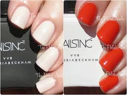 the polishaholic nails inc x victoria beckham bamboo white and
