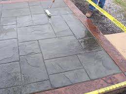Stamped Concrete Patio Diy Premier Concrete Concrete For Commercial And Residential Use