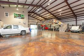 Garage Living Quarters Custom Heated And Cooled Garage Space Is A Car Collector U0027s Dream