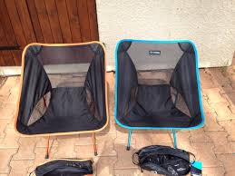 Helinox Chairs Helinox Vs Knockoff Adventure Rider