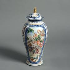 mandarin porcelain a large late 18th century qianlong period mandarin porcelain vase