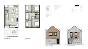 Larger Bedrooms 3 4 Bedroom Homes High Street Cohousing Project