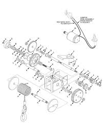 powerwinch 912 parts diagram