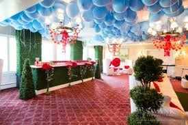 Mad Hatter Decorations Alice In Wonderland Bat Mitzvah Party By Swank Productions