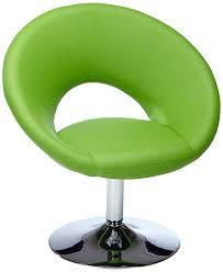 Esszimmerstuhl Mit Drehfuss Amstyle Relaxsessel Malta Loungesessel Bezug Kunstleder Farbe Grün