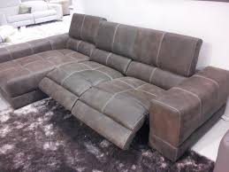 leather electric recliner chaise corner sofa sectional sofa with chaise and recliner 4 piece reclining inside