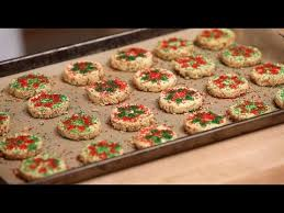 how to make christmas cookies from macrina bakery youtube