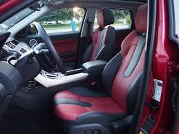 Evoque Interior Photos Interior Design Range Rover Evoque Red Interior Luxury Home