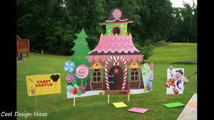 Candyland Theme Decorations - diy candyland party decorations ideas youtube